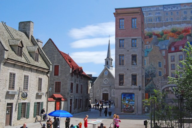 WJ Tested: Discovering History-Rich Quebec City