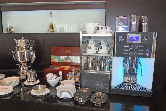 Business Class Lounge at Radisson Blu Bucharest