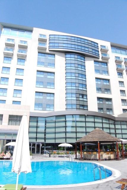Radisson Blu Hotel Bucharest, Romania