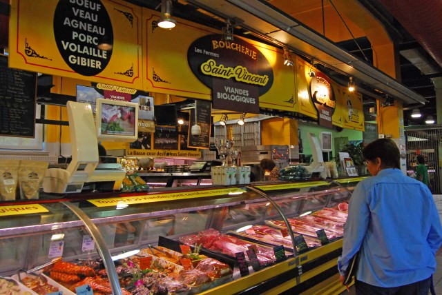 Atwater Market in Montreal, Quebec
