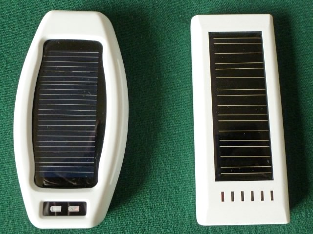 Portable Solar Charger For Mobile Devices