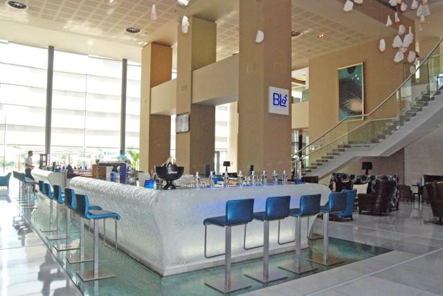 Radisson Blu Bucharest - Blå Lounge Bar