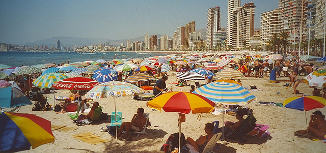 A Family-Friendly Week in Benidorm, Spain.  Photo by Hans Pama