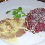 Braciole con Capperi e Formaggio Recipe by Judy Witts-Francini