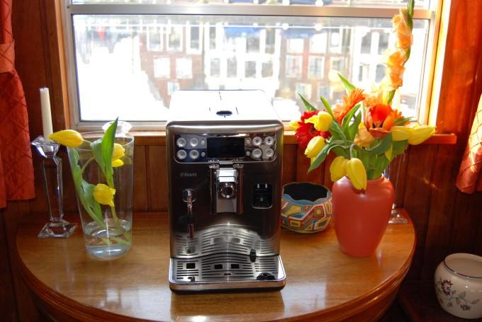 Savoir Faire - Espresso Machine