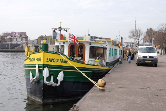 Savoir Faire Hotel Barge - Facts and Staterooms