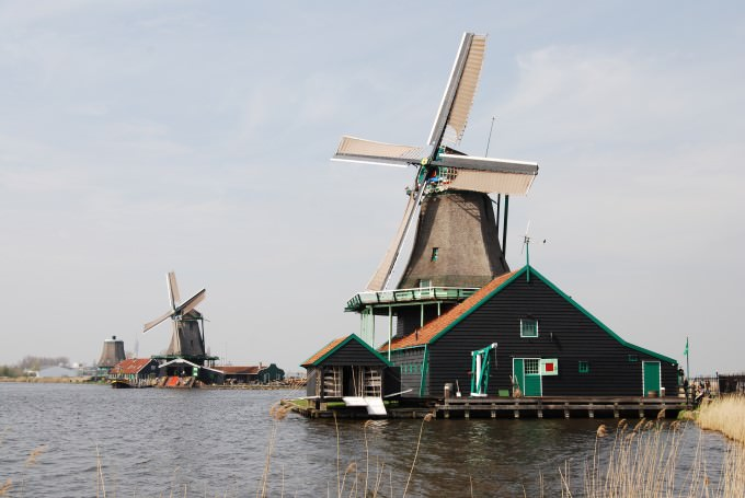 Savoir Faire Included Excursion to Zaanse Schans in Holland