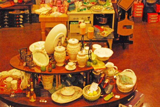 Ginger's Kitchenware in Bend, Oregon