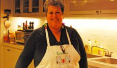 Italian Cooking Class with Judy Witts-Francini at Ginger's Kitchenware