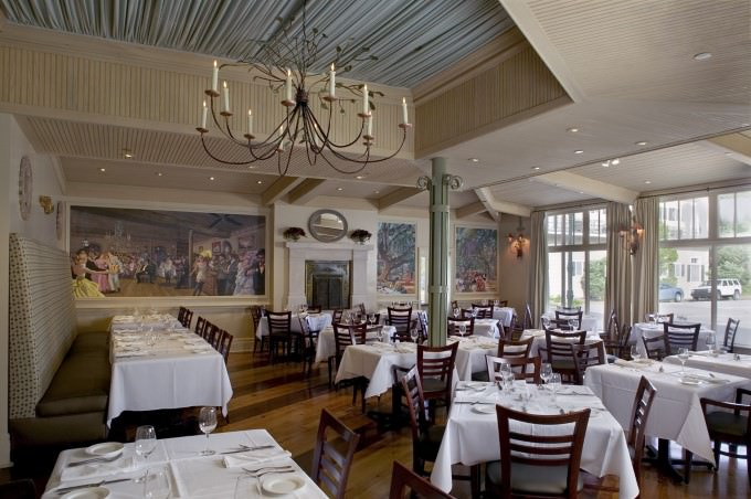 Main Dining Room at Ralph's on the Park in New Orleans