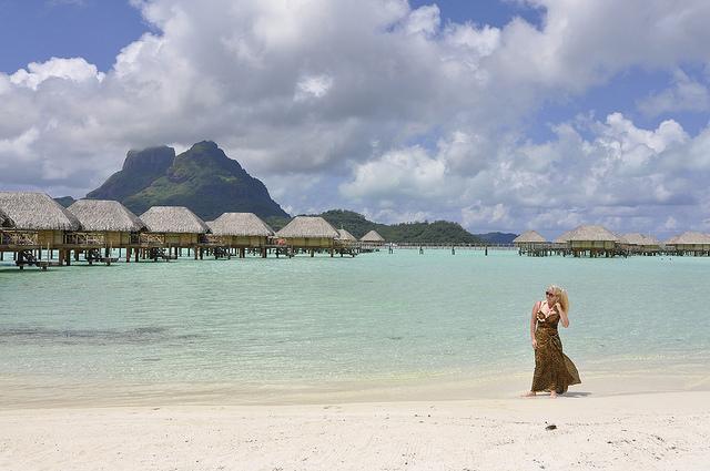 Bora Bora: Bungalows, Beachs, Baguettes and Black Pearls