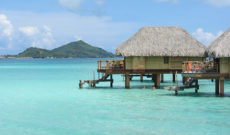 Bora Bora: Bungalows, Beaches, Baguettes and Black Pearls