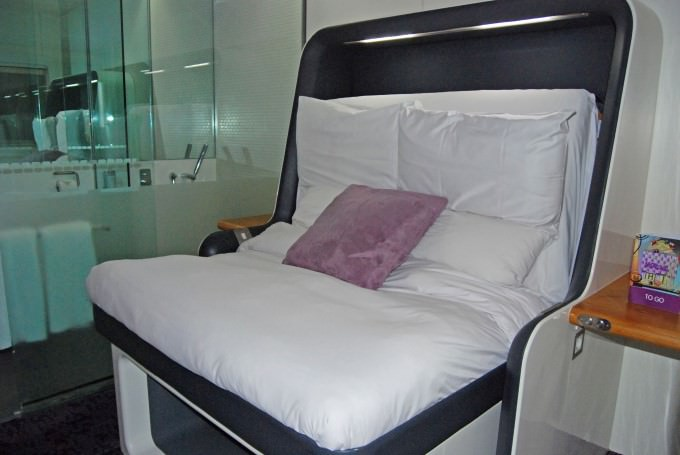 Yotel Schiphol Airport Review