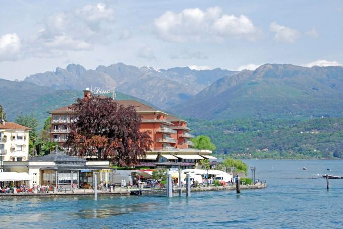 Grand Hotel Dino on Lake Maggiore