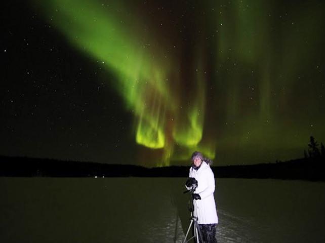 Aurora Borealis U2013 A Yellowknife Adventure