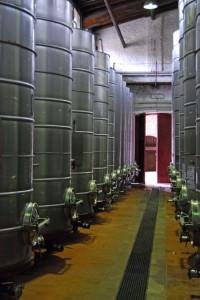 Steel Tanks at Fratelli Berlucchi