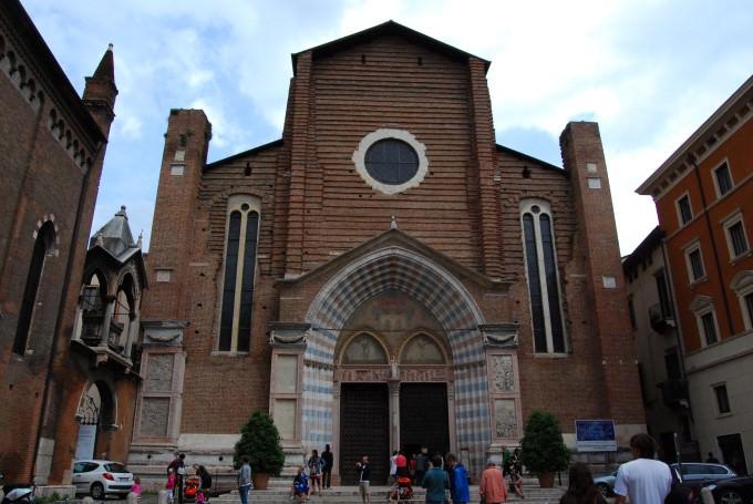 Basilica di Sant'Anastasia in Verona