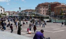 Travel by Train from Roma Termini to Venezia Santa Lucia