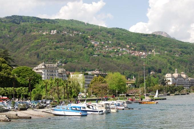 Stresa on Lake Maggiore