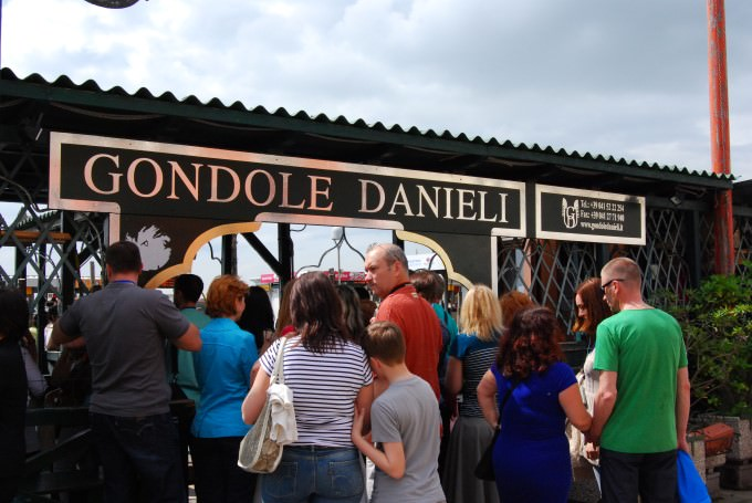 Insight Vacations Included Gondola Ride in Venice