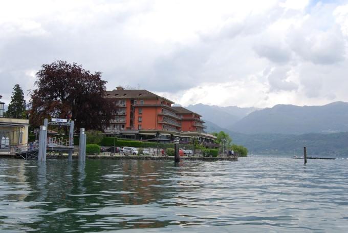 Grand Hotel Dino on Lake Maggiore in Italy