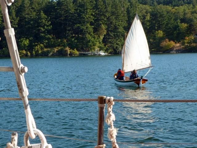 Schooner Zodiac: Sailboat Rebecca Susan