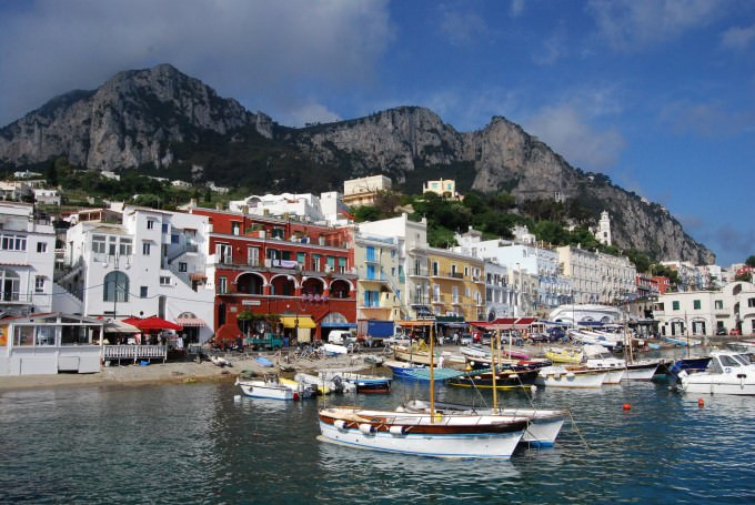 Exploring the isle of capri with insight vacations for Isle of capri tours