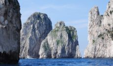 Insight Vacations Optional Excursion: Capri Small Boat Island Tour