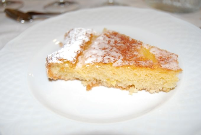 Lemon Sorrento Cake