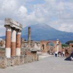 Travel Italy: Sorrento to Pompeii