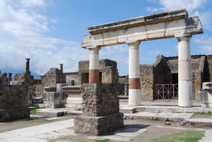 Exploring Pompeii, Italy with Insight Vacations