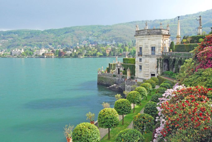 Stresa & Lake Maggiore Tour | Great Rail Journeys |Isola Bella Island Tour