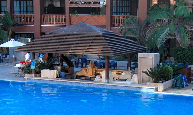 Gran Hotel Guadalpin Banus Pool Bar
