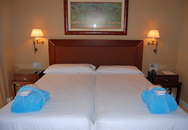 Junior Suite Twin Beds