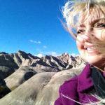 Patti Morrow Explore Badlands National Park in South Dakota.