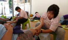 Wish You Were Here – Best Foot Massage in Chiang Mai, Thailand