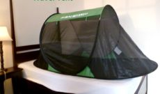 WJ Tested: SansBug I Mosquito & Bed Bug Tent Review