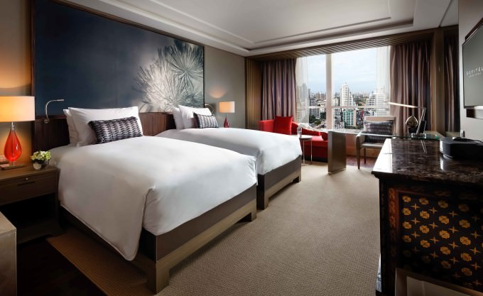 Sofitel Bangkok Sukhumvit Luxury Room - Twin Bed