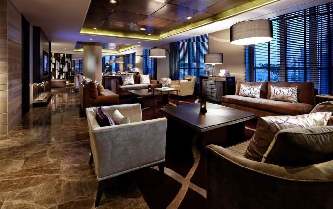 Sofitel Bangkok Sukhumvit - Club Millesime - Lounge
