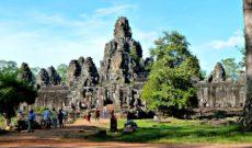 Uniworld Vietnam & Cambodia Cruise: Angkor Thom