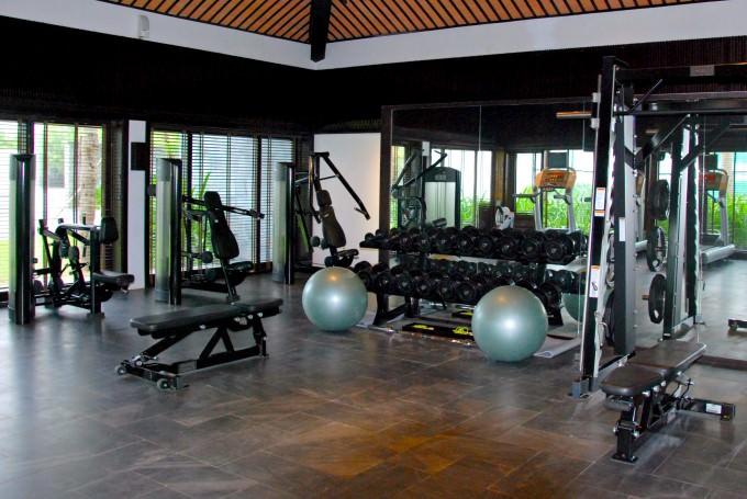 The Nam Hai Fitness Center