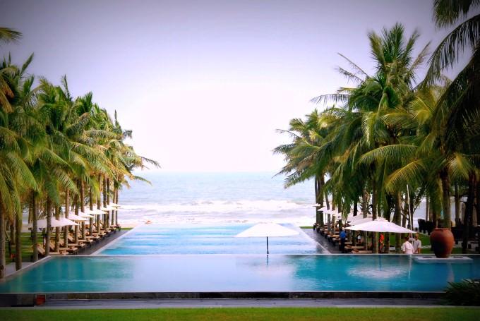 Family Pool at The Nam Hai