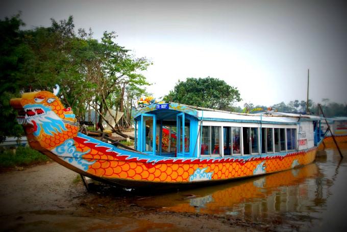Perfume River Cruise