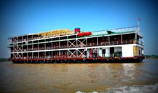 Uniworld Timeless Wonders of Vietnam & Cambodia Cruise: Embarkation