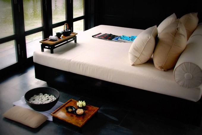 The Spa at The Nam Hai - Treatment Room