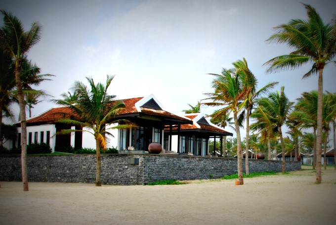The Nam Hai Beach Villa