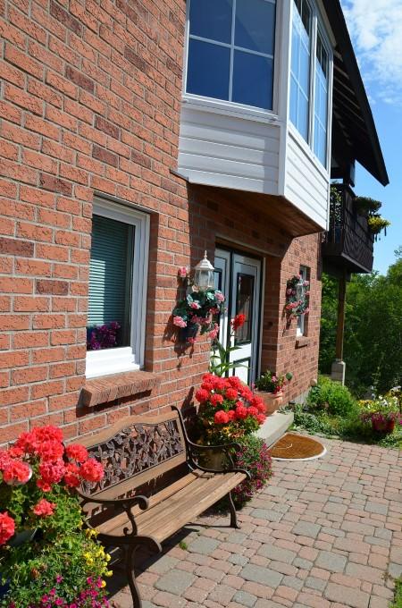Chalet Rosemarie in Ontario
