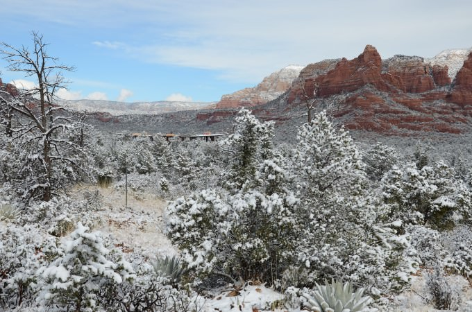 Travel Arizona - Sedona Pampers the Body and Soul