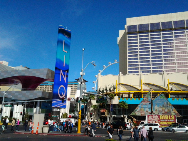 Linq and The Las Vegas Strip