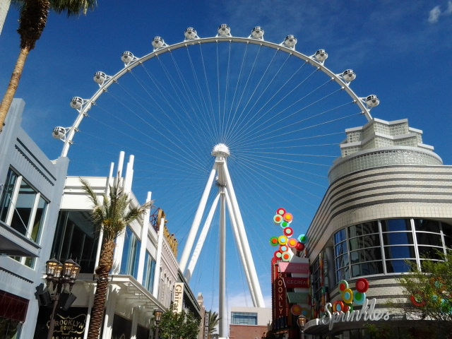 High Roller in Las Vegas, Nevada